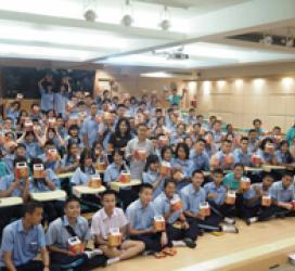 ทัศนศึกษา 2560 ม.4-ม.6 โรงงาน Sharp /สหพัฒน์ (มาม่า)